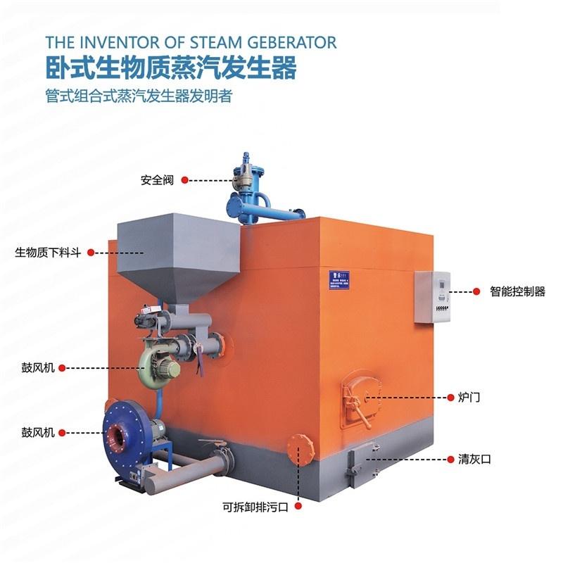 青海蒸汽發生器
